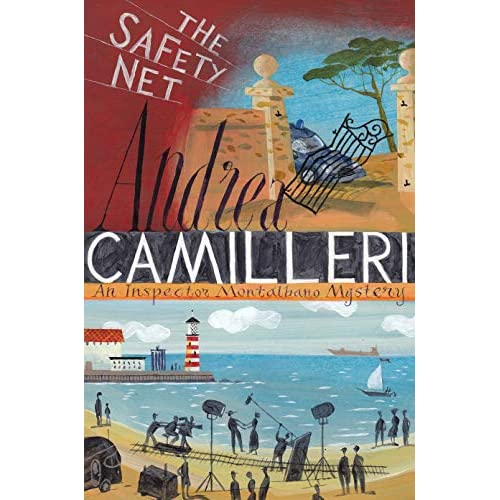 The Safety Net: Andrea Camilleri