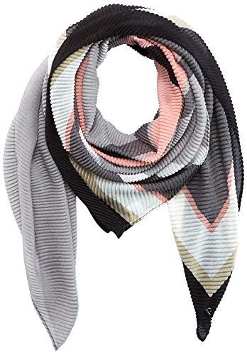 ESPRIT Plissee-Tuch mit Streifen