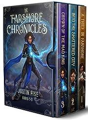 Farshore Chronicles Books 1-3: A Sword & Sorcery Box Set (Farshore Omnibus Book 1)