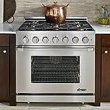 Dacor Renaissance 36' Stainless Steel Freestanding Gas Range