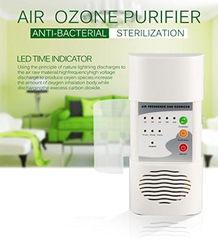 Air Ozonizer Air Purifier Startpagina Deodorizer Ozone ionisator Generator Sterilisatie Kiemdodende Filter desinfectie Clean Room