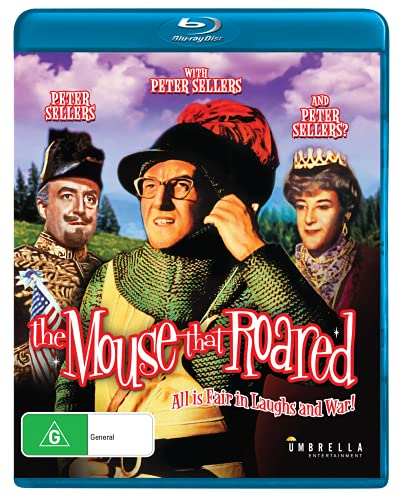 The Mouse That Roared [Blu-Ray] [Import]