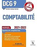 DCG 9 Comptabilité - Manuel - 2021/2022: Réforme Expertise comptable (2021-2022)