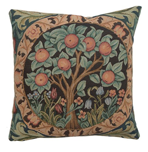 Purchase Authentic Jacquard Cotton Woven Gobelin Belgian Tapestry Pillow Cases/Decorative Gifts – ...