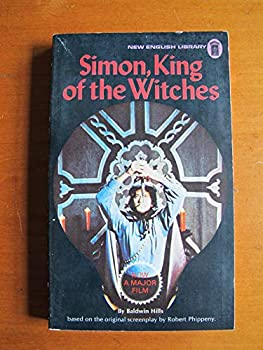 Paperback Simon, King of the Witches Book