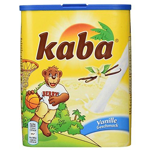 Kaba Instant Getränkepulver mit Vanille Geschmack, 400 g