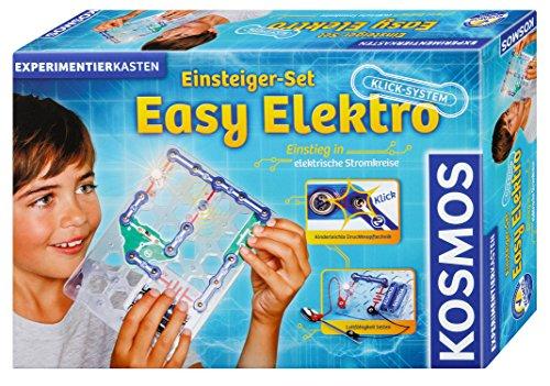 KOSMOS 613129 Einsteigerset Easy Elektro