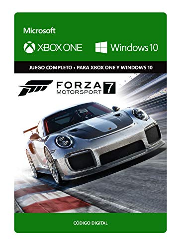 Forza Motorsport 7: Standard Edition  | Xbox One/Windows 10 PC - Código de descarga