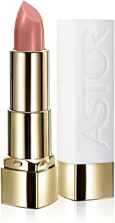 Astor Soft Sensation Color & Care pomadka do ust, pielęgnująca i intensywna barwa, 108 Elegant Nude, 1 sztuka (1 x 4 g)