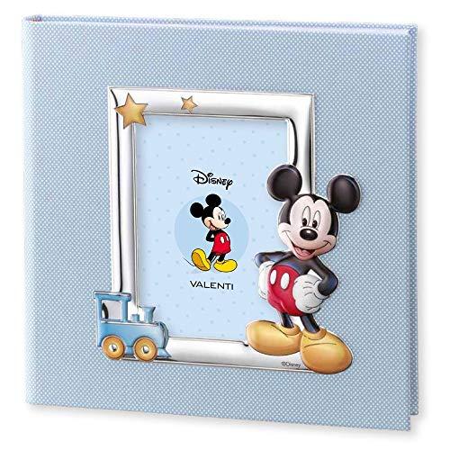 Valenti Argenti Disney Baby Album Photo 30x30 Rose Minnie Mouse
