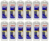 Band-Aid Flex Fabric Travel Pack - 8 Count, Pack of 12