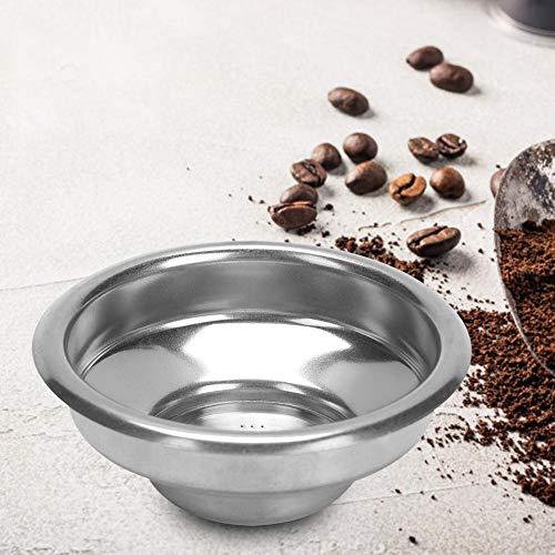 Rodipu Kosz filtrujący o długiej żywotności, koszyk filtrujący ekspres do kawy, mały rozmiar antykorozyjny do kuchni (pojedyncza porcja)