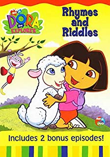 Dora the explorer POSTER Movie (27 x 40 Inches - 69cm x 102cm) (2000)