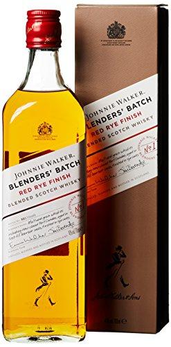 Johnnie Walker Blenders' Batch Red Rye Finish Blended Scotch Whisky (1 x 0.7 l)
