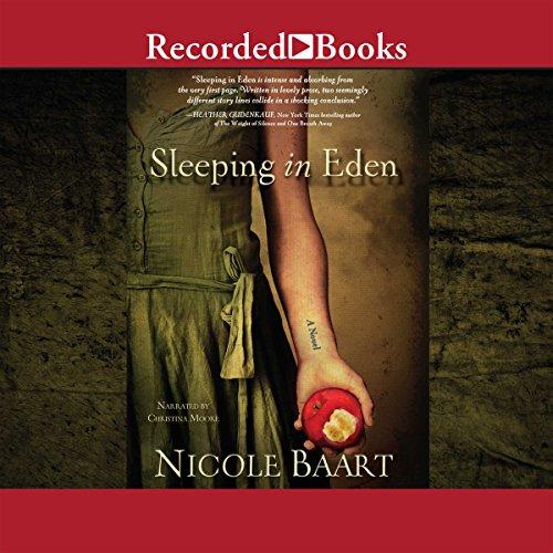 Sleeping in Eden audiobook cover art