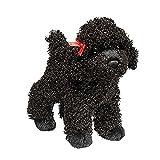 Cuddle Toys 3987Gigi BLACK POODLE Pudel Caniche Hund schwarz Kuscheltier Plüschtier Stofftier Plüsch Spielzeug