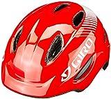 Giro Scamp Casco de Ciclismo Youth, Unisex niños, Rojo Brillante, XS (45-49cm)