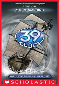 The 39 Clues #9: Storm Warning by [Linda Sue Park]