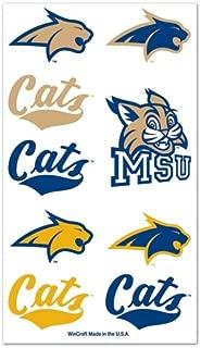 WinCraft Montana State Bobcats Temporary Tattoos