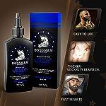 Bossman Beard Oil Jelly (4oz) - Beard Growth Softener, Moisturizer Lotion Gel with Natural Ingredients - Beard Growing… 7