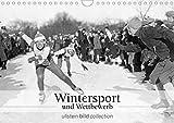 Wintersport und Wettbewerb (Wandkalender 2021 DIN A4 quer)