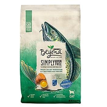 Purina Beyond Grain Free - Ocean Whitefish and Egg Recipe - 11 lb  16408