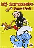 Les Schtroumpfs - Gargamel et Azraël [Francia] [DVD]