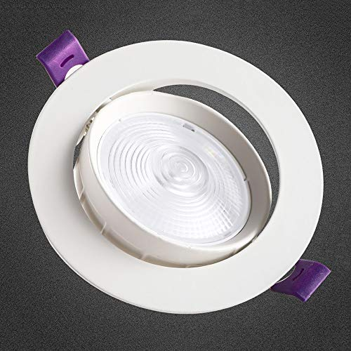 Mrdsre Ultra Thin Inbouw LED Downlight 5W 12W 18W LED Panel Light Ronde Plafond Downlight LED Plafondlamp Wit Warm Wit Indoor Lighting Foyer Keuken plafond verlichting
