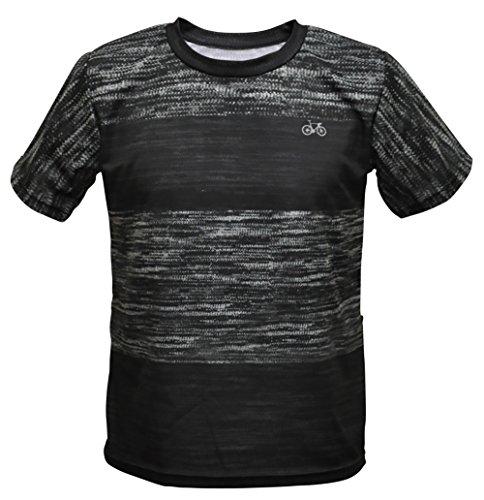 (バレット)ValetteサイクルTシャツ Zakk(ザック) (S, ブラック)