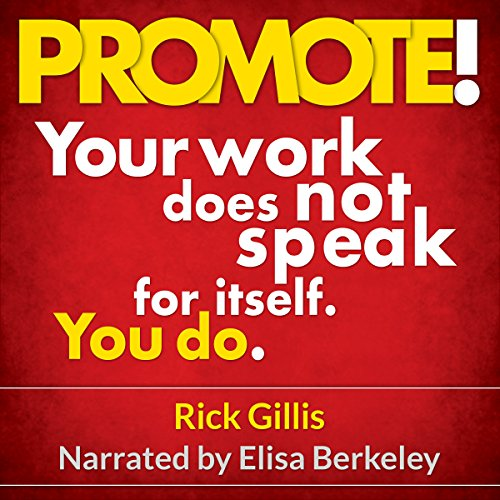 PROMOTE! audiobook cover art