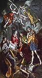 Kunstdruck/Poster: EL Greco Die Anbetung der Hirten -