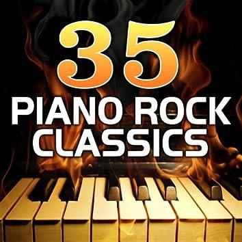 35 Piano Rock Classics