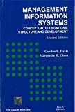 Management Information System: Conceptual Foundations - Structure and Development