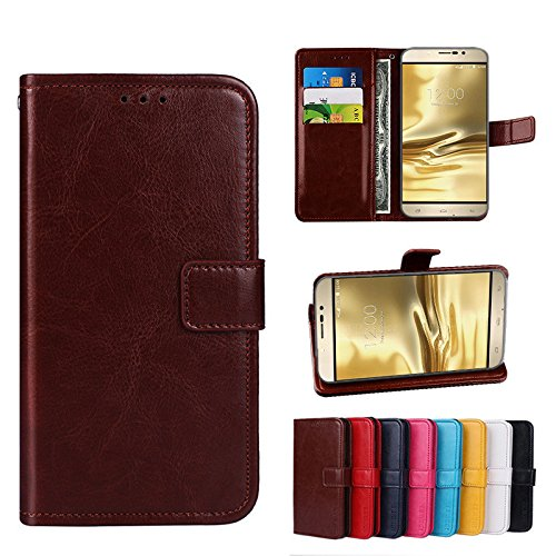 F&a® Flip Brieftasche Hülle für UMI Rome (Muster 8)