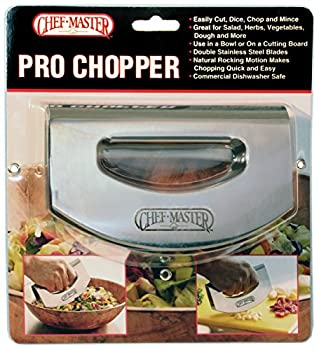 Chef-Master Salad/Herb Pro Chopper Silver