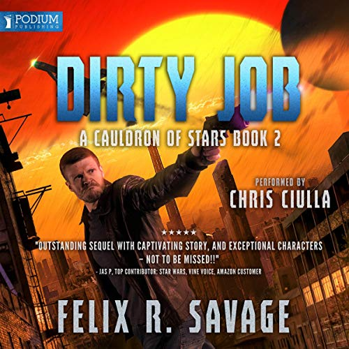 Dirty Job cover art