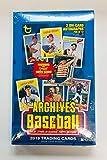 Topps 2018 Archives Baseball Hobby Box MLB -