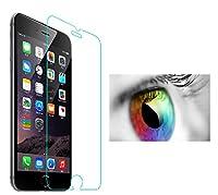 【ノーブランド品】iPhone6s ガラスフィルム iPhone6 ガラスフィルム ブルーライトカット 液晶保護 強化ガラス ( アイフォン6 )