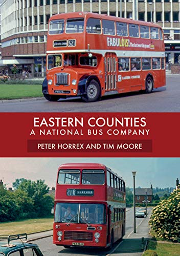 Eastern Counties: A National Bus Company (English Edition)