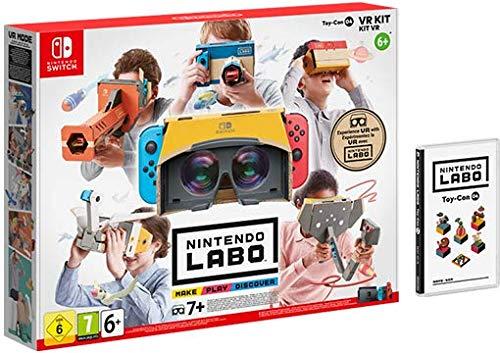 SWITCH Nintendo LABO: Kit de VR (set com...