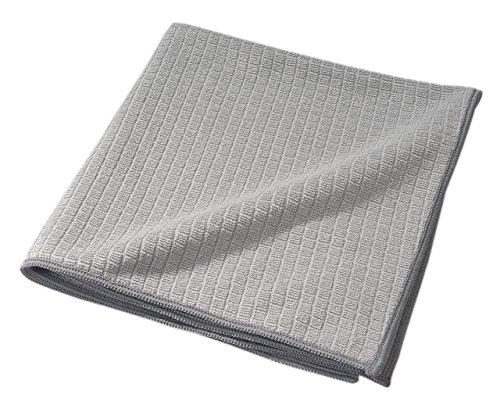 BELLANET antibakterielles Microfaser Badputztuch für Sanitär, WC, Bad & Haushalt (grau/grau)