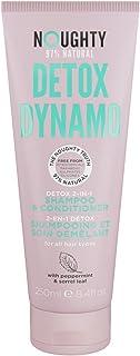 Noughty Detox Dynamo Clarifying Shampoo, 250ml
