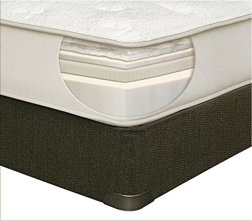 Amazing Deal Natura Torrence Firm Mattress Set (Queen)
