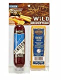 Hunters Reserve Wild Encounters, Venison and Smokey Cheese, The Ultimate Pairing Of Savory Deliciousness