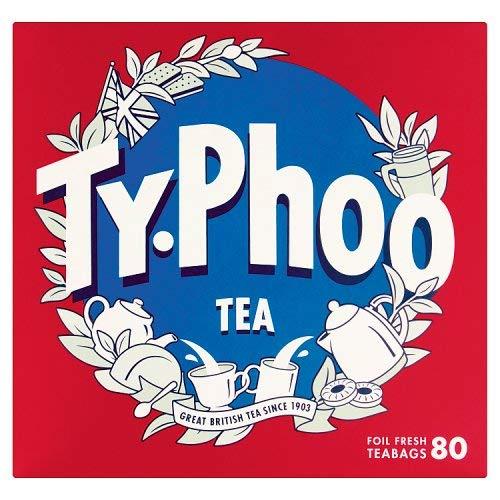 Typhoo Tea 80 Btl. 250g