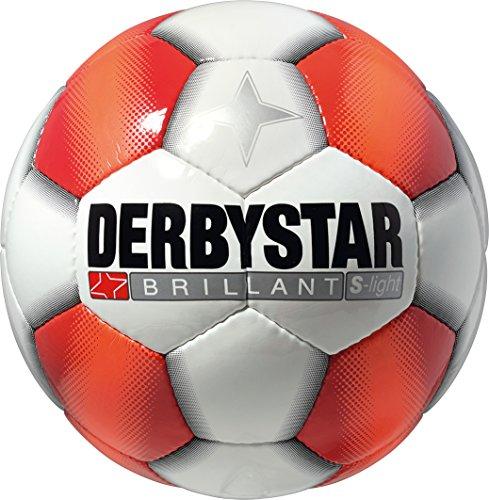 Derbystar Brillant S-Light, 5, weiß rot, 1165500137