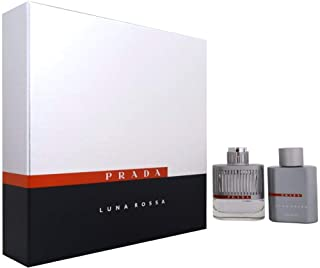 Prada Luna Rossa Gift Set for Men (EDT 50ml & Shower Gel 100ml)