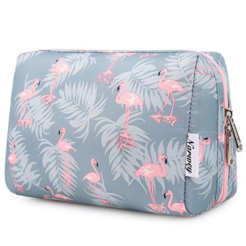 Grande borsa porta trucchi, trousse da viaggio con zip, organizer per cosmetici, per donne e ragazze