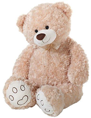 Heunec 121959 Plüschtier, Bär, Teddy, blond