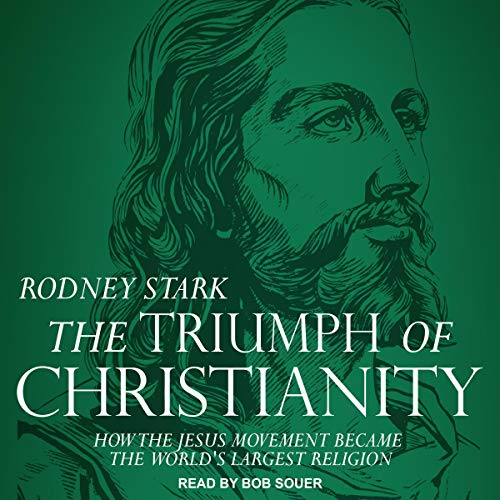The Triumph of Christianity cover art